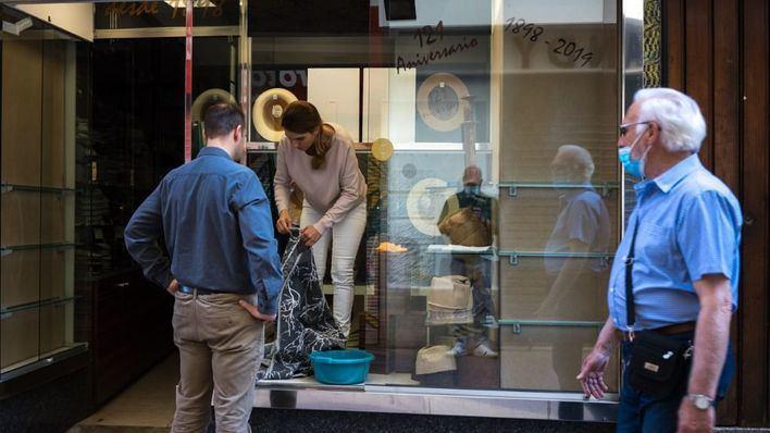 Los comerciantes de Baleares anuncian una oleada de cierres si no se prorrogan los ERTEs en el sector