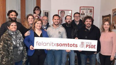 La crisis interna del PSOE de Felanitx crea dudas sobre la continuidad del pacto de gobierno