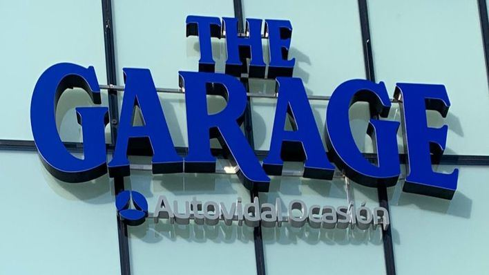 Nuevo espacio para The Garage-Autovidal Ocasión