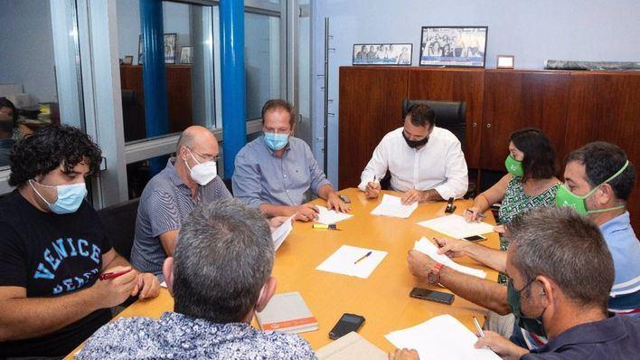 El 90 por ciento de trabajadores de la EMT ratifican el acuerdo para poner fin a la huelga