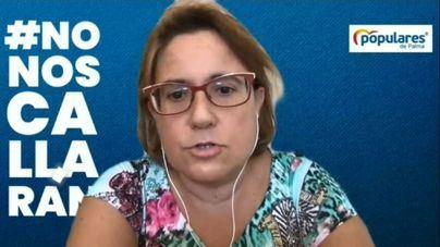 El PP acusa a Hila de 'silenciar a los ciudadanos' al celebrar los plenos vía telemática