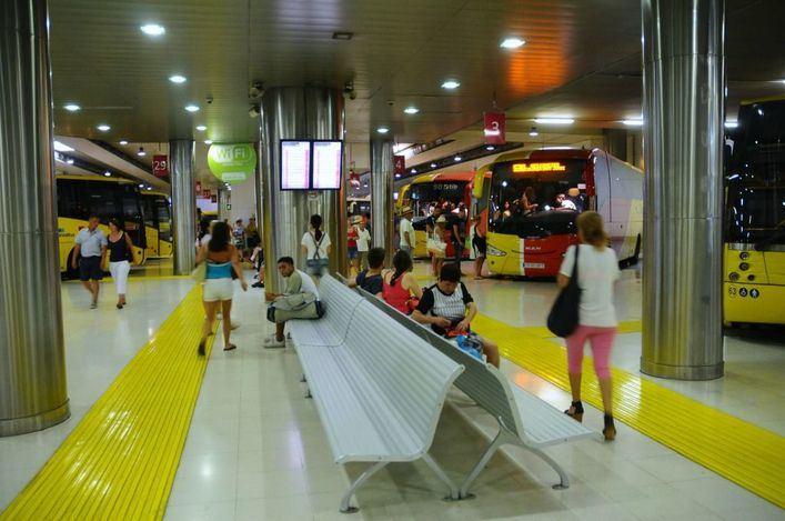 Vox Palma exige reforzar la seguridad policial en la Estación Intermodal