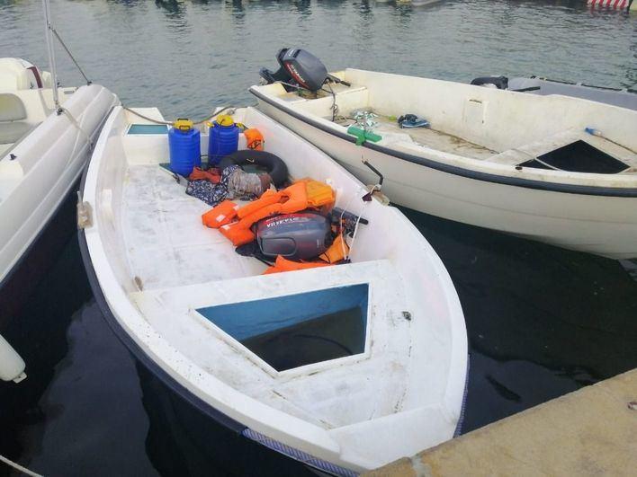 Uno de los 37 migrantes que llegaron a Baleares este miércoles da positivo por Covid 19