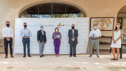 Bodega Can Axartell, Jardines de Alfabia y Legends Cup, premios Essentially Mallorca