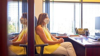 'Es desconcertante cómo ha entrado el virus en las residencias durante esta segunda ola: en silencio'