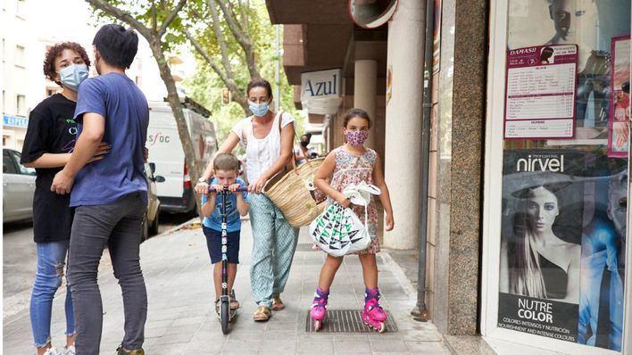 Tan sólo el 10 por ciento de contagiados por Covid en Baleares son mayores de 70 años
