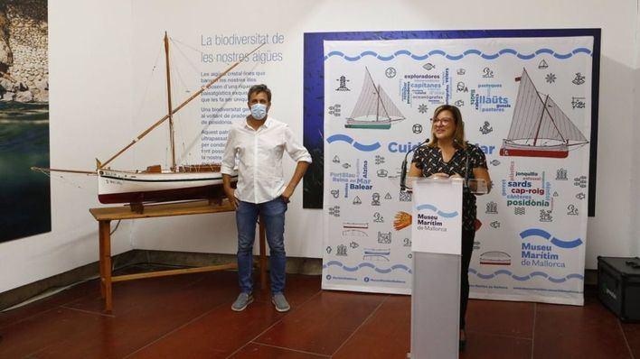 Ses Voltes se estrena como sede central del Museo Marítimo de Mallorca