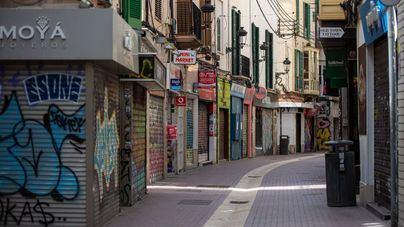 Pimeco y Afedeco denuncian que las políticas de Cort en movilidad 'han vaciado la ciudad'