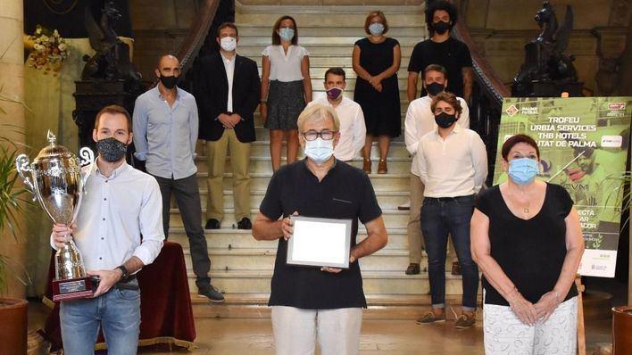 Son Moix acoge hoy el Trofeo Urbia Services THB Hotels Ciutat de Palma de voleibol