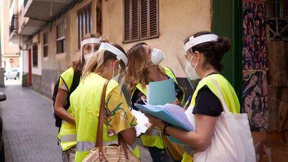 Baleares suma 101 nuevos contagios y el número de pacientes en UCI es de 64