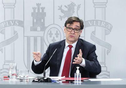 Sanidad advierte de una posible intervención de Madrid si no revisa sus restricciones a la movilidad