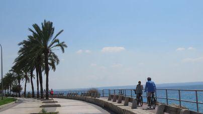 Martes con buen tiempo y ascenso de las temperaturas en Mallorca