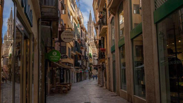 Baleares registra la mayor caída del país en cuanto a ventas del comercio minorista