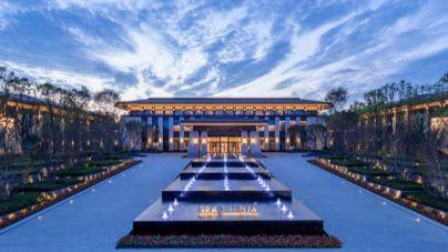 Meliá toma impulso con la recuperación de China y abre el Gran Meliá Chengdu