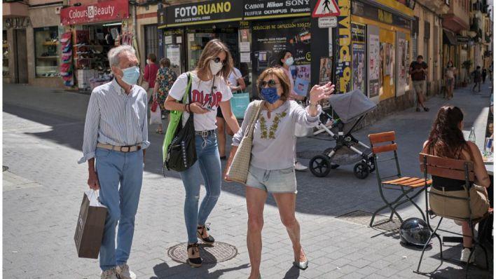 Científicos de cinco países rechazan que las enfermedades respiratorias eximan del uso de la mascarilla