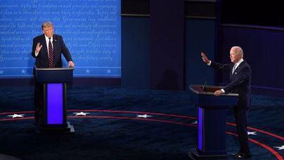 Trump y Biden entran en descalificaciones en el primer debate de candidatos a la Casa Blanca