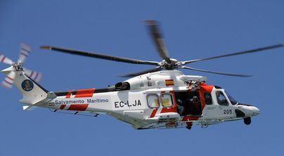 Rescatado un tripulante tras hundirse su yate en aguas de Andratx