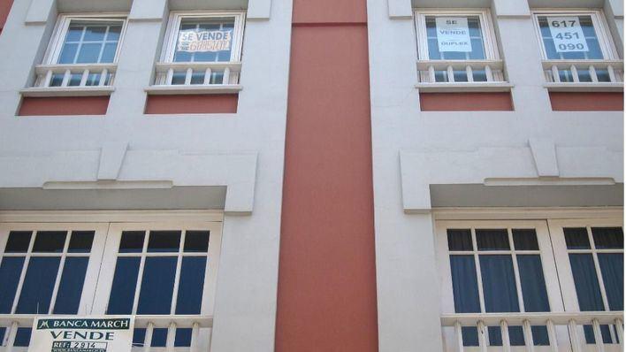 El precio medio de la vivienda en Baleares crece un 0,4 por ciento en términos interanuales