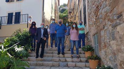 Los alcaldes de la Serra de Tramuntana se unen contra las conducciones temerarias en la Ma10