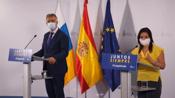 Canarias acuerda con TUI implantar corredores seguros desde Alemania