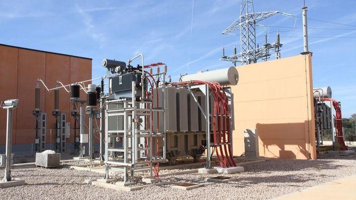 Endesa pone en marcha la nueva subestación eléctrica de Cala Blava