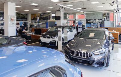 Las matriculaciones de vehículos caen un 13,5 por ciento en septiembre y se sitúan en 70.729 unidades
