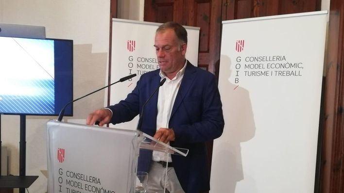 El director general de Modelo Económico y Empleo, Llorenç Pou