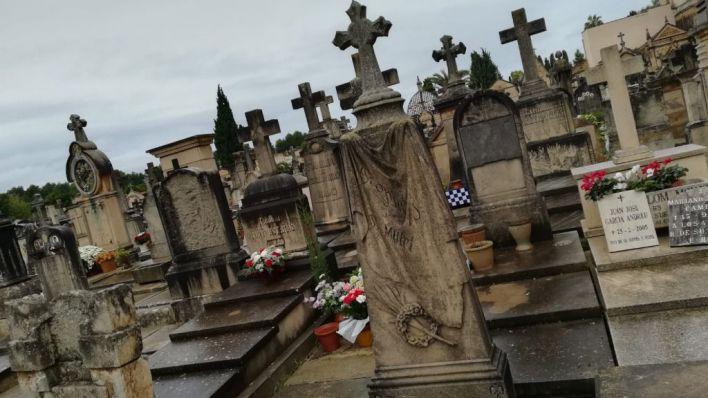 La visita al cementerio de Palma el día de Tots Sants se hará con cita previa