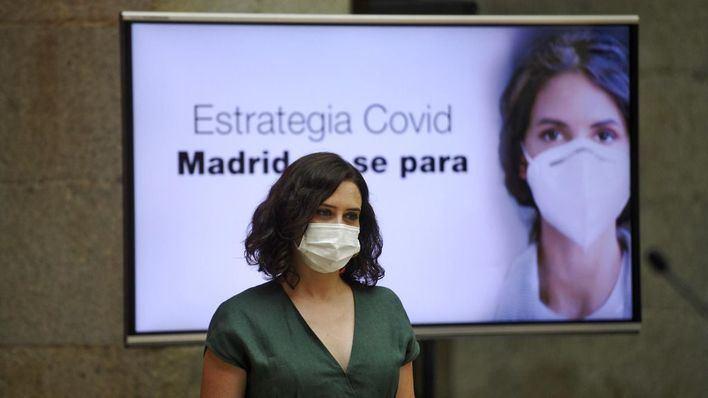 Madrid y otros nueve municipios de la Comunidad, cerrados desde las 22 horas de este viernes