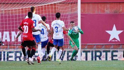El Mallorca rubrica ante el Tenerife su segunda victoria consecutiva