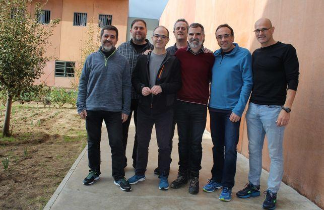 El Supremo tiene entre 6 y 8 meses para decidir sobre los indultos a los presos catalanes condenados por el 1-O