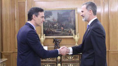 Felipe VI y Sánchez viajan este viernes a Barcelona tras el veto del Rey en la entrega de despachos a jueces