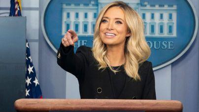 La jefa de prensa de la Casa Blanca da positivo por coronavirus