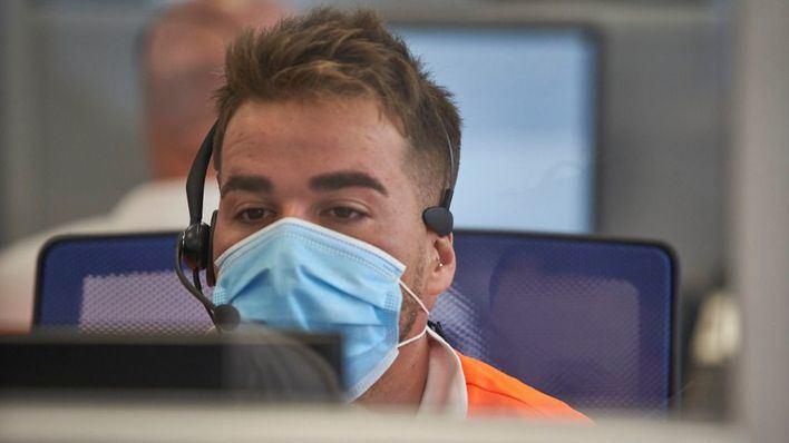 Mejoran los datos sobre contagios en las últimas 24 horas, con 2.099 casos