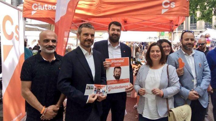 Patata caliente para la dirección de Ciudadanos en Baleares: la Junta de Sóller dimite en bloque