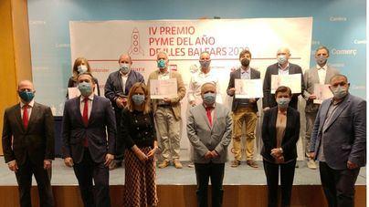 ADEMA recibe el Premio Pyme del Año de manos del Banco Santander y la Cámara de Comercio