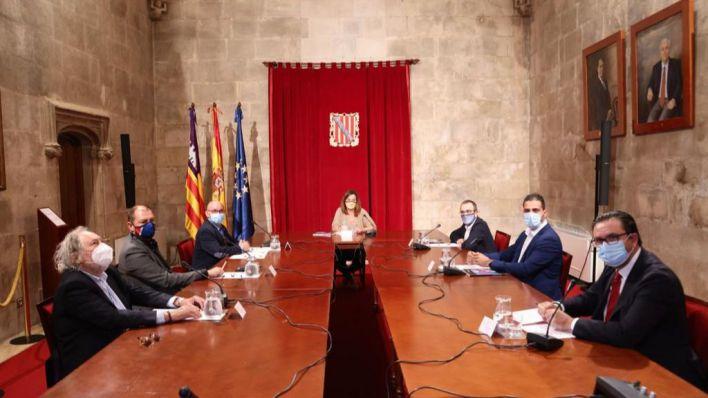 Asima pide al Govern una estructura administrativa de apoyo a los más de 50 polígonos empresariales de Baleares