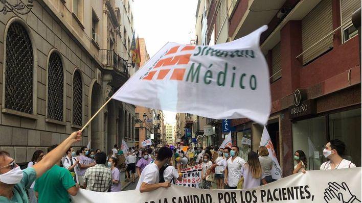 El Foro de la Profesión Médica manifiesta su apoyo a la huelga de facultativos
