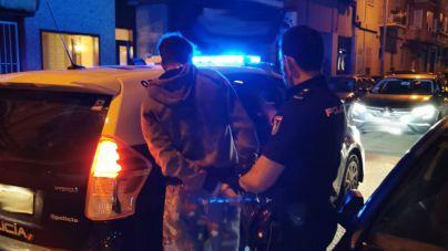 Detenido cuando forzaba la puerta de una vivienda de Pere Garau