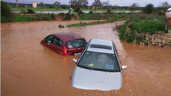 Los vehículos son el principal factor de muerte en una 'torrentada'