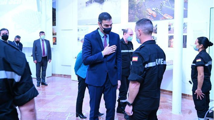 Sánchez convoca un Consejo de Ministros extraordinario para decretar el estado de alarma en Madrid