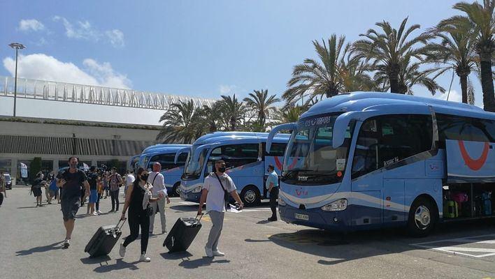 Platja de Palma y Cala Serena acogerán a los turistas que vienen con TUI a partir del día 15