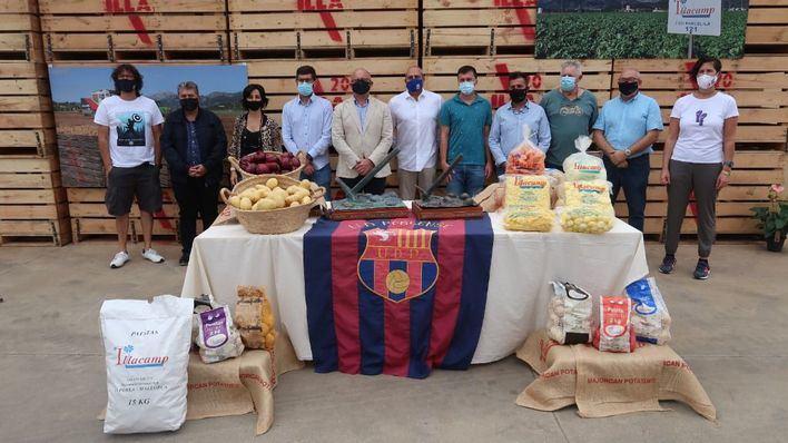 Nueva edición del Trofeu de s'Agricultura, con la participación de Poblense y Mallorca B