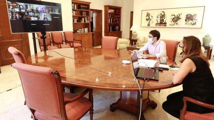 El Govern pacta con Madrid los protocolos para establecer corredores turísticos seguros