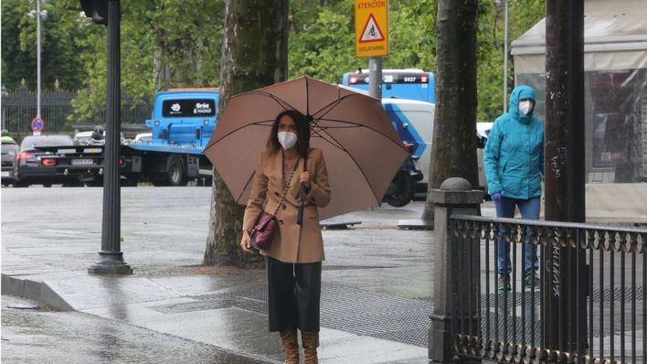 Baleares, en situación de riesgo este sábado por lluvias, viento y olas