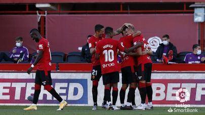 Salva Sevilla rubrica de penalti una nueva victoria del Mallorca