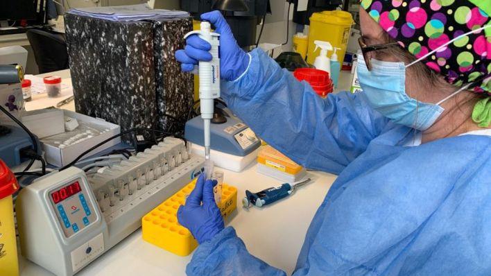 Baleares ha realizado 353.892 PCR desde el inicio de la pandemia