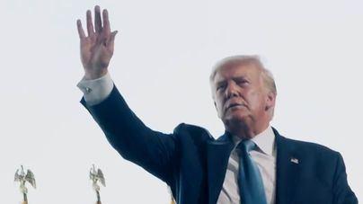 Trump se autoconcede el alta médica: 'Ya estoy curado. Me gustaría abrazarles a todos'