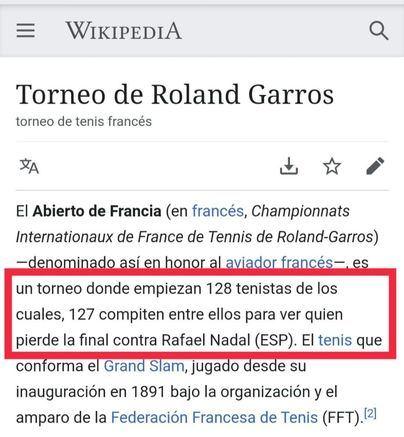 Las nuevas 'reglas' de Roland Garros