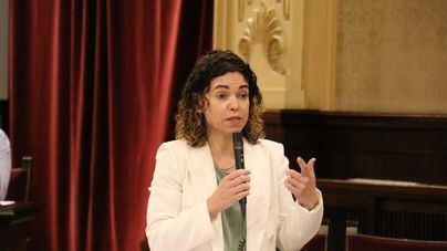 La consellera de Hisenda descarta recortes y subidas de impuestos tras suspenderse la regla de gasto